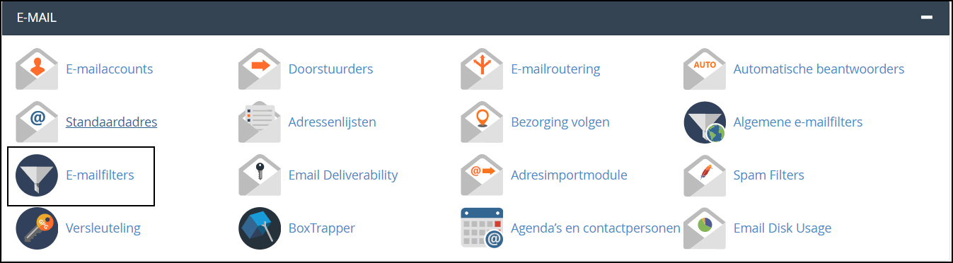emailfilter-stap-2